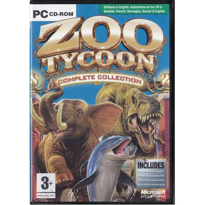 Zoo Tycoon: Complete Collection (PC)