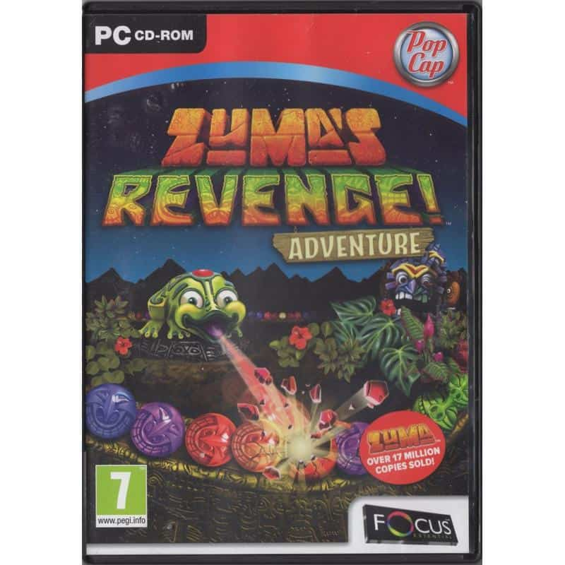 Zuma's Revenge! - Adventure (PC)