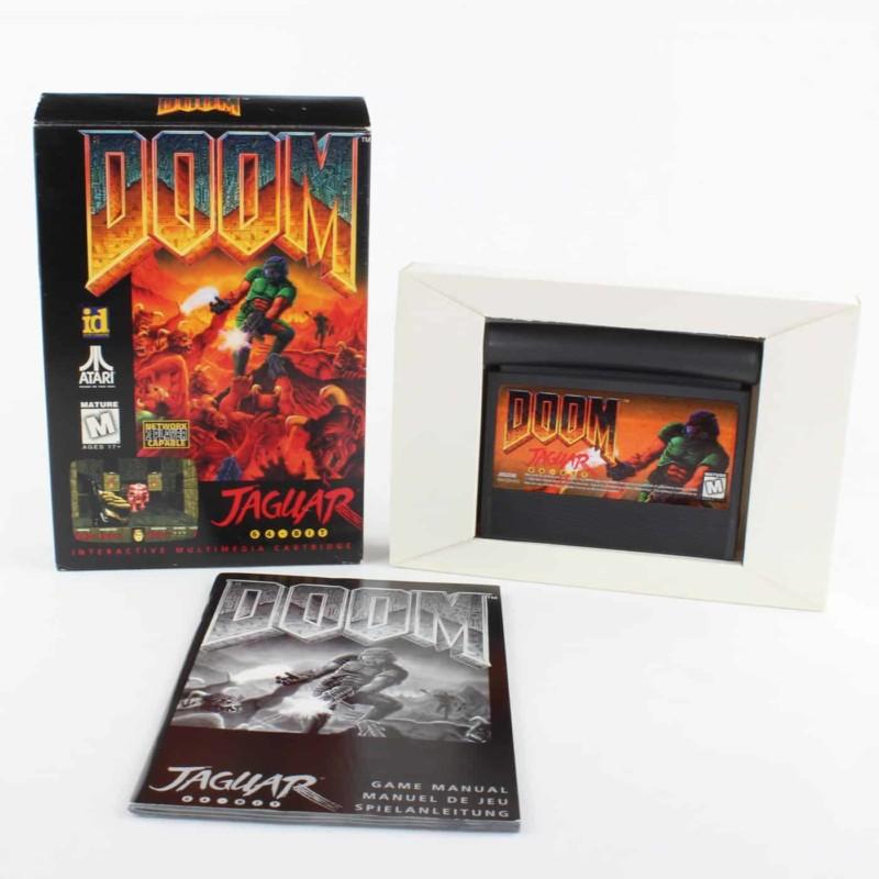 DOOM (Atari Jaguar, Boxed)