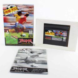 Fever Pitch (Atari Jaguar, Boxed)