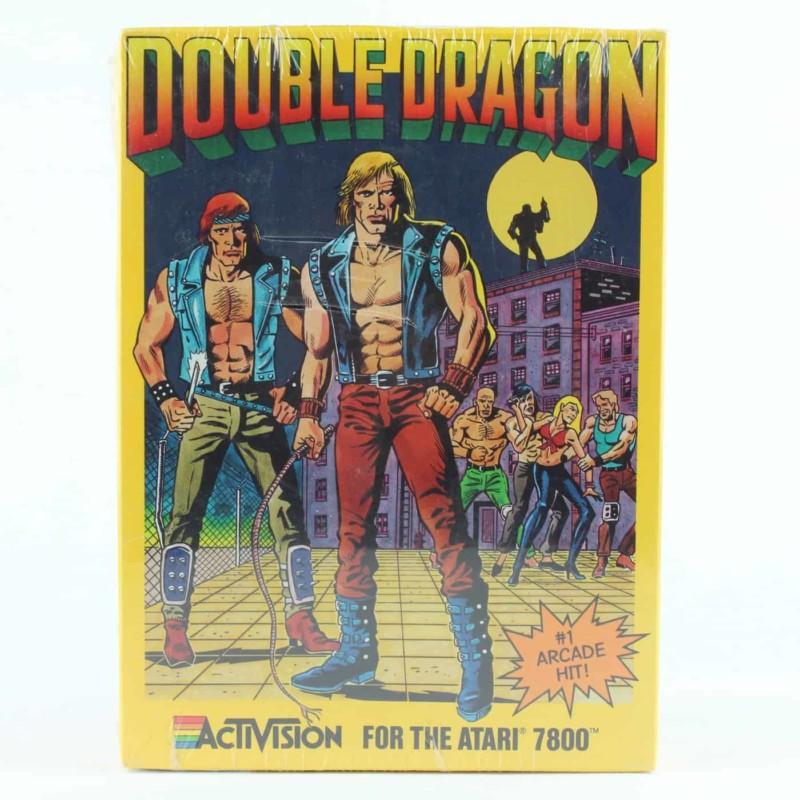 Double Dragon (Atari 7800, Boxed, Sealed)