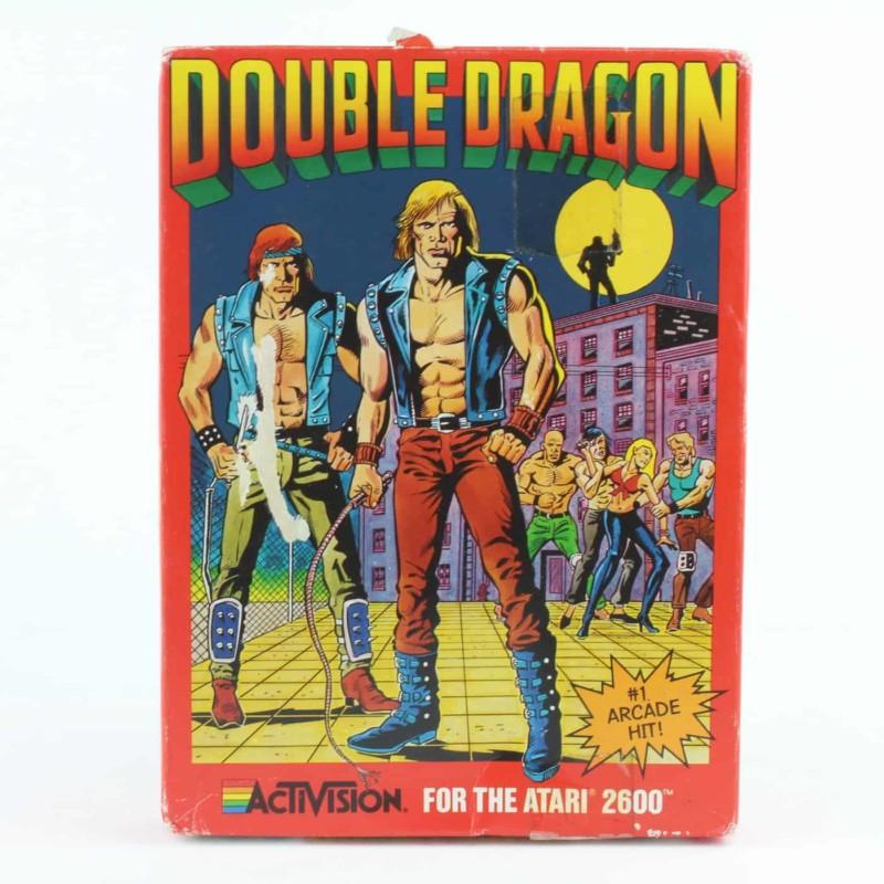 Double Dragon (Atari 2600, Boxed)