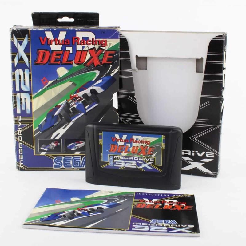 Virtua Racing Deluxe (SEGA 32X)