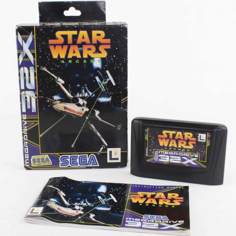 Star Wars Arcade (SEGA 32X)