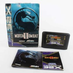 Mortal Kombat II (SEGA 32X)