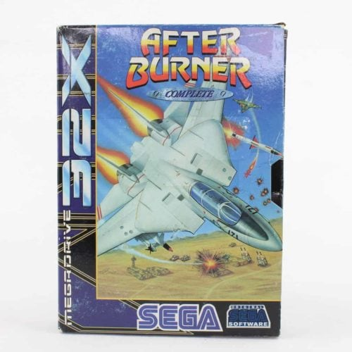 After Burner (SEGA 32X)