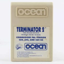 Terminator 2 (C64 Cartridge)