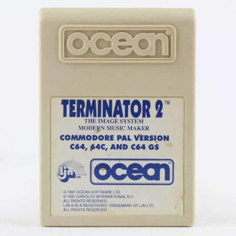 Terminator 2 (C64 Cartridge)