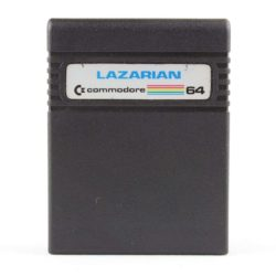Lazarian (Commodore 64 - Cartridge)