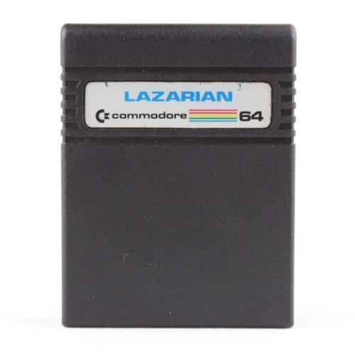 Lazarian (Commodore 64 - Cartridge)