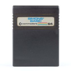 Simons' Basic (Commodore 64 - Cartridge)