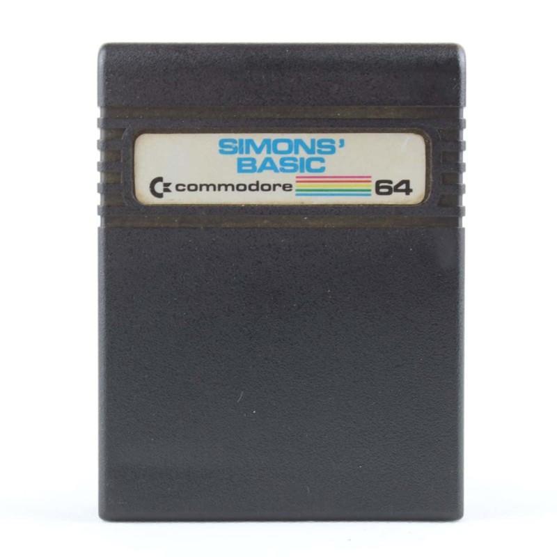 Simons' Basic (Commodore 64 - Cartridge)