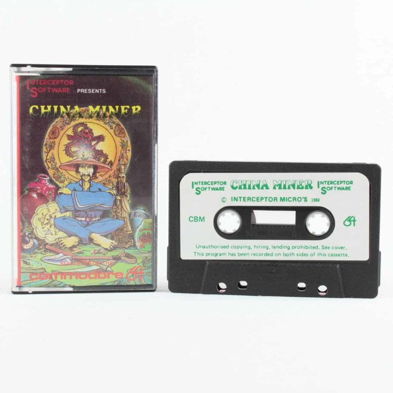China Miner til Commodore 64/128