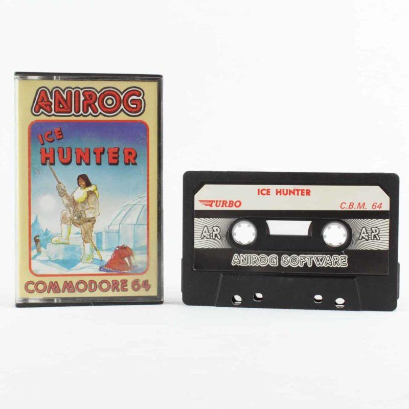Ice Hunter til Commodore 64/128