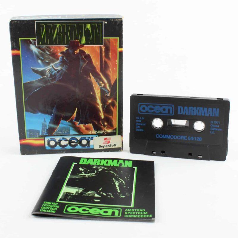 Darkman til Commodore 64/128