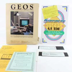 GEOS til Commodore 64/128