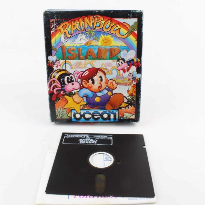 Rainbow Island til Commodore 64