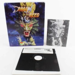 Dragon Breed til Commodore 64 (Disk)