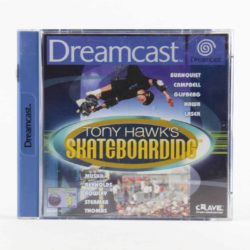 Tony Hawk's Skateboarding (SEGA Dreamcast)