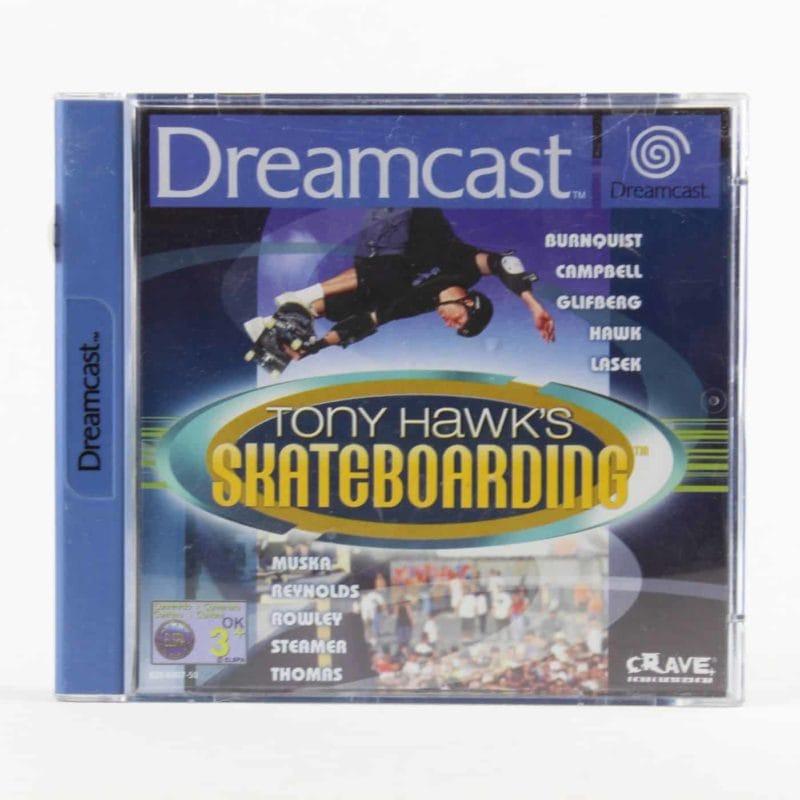 Tony Hawk's Skateboarding (SEGA Dreamcast)