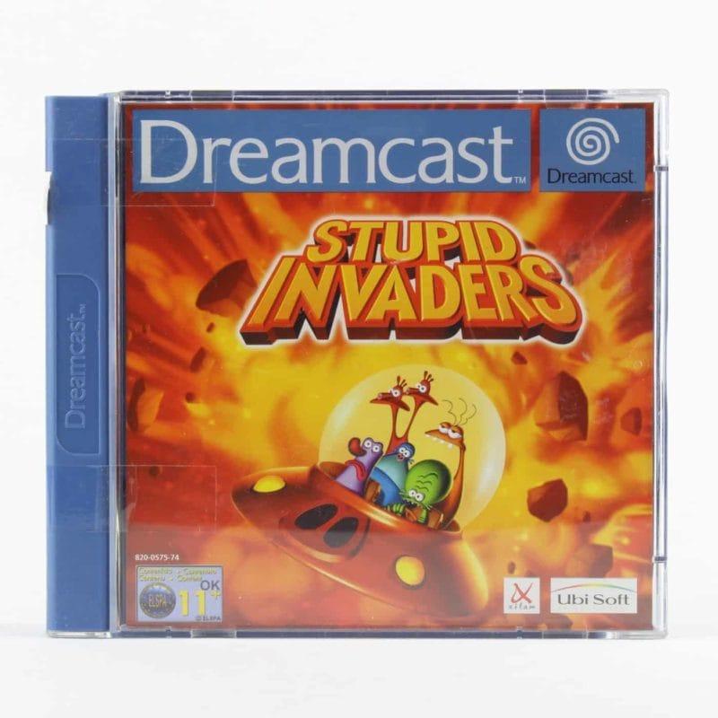 Stupid Invaders (SEGA Dreamcast)