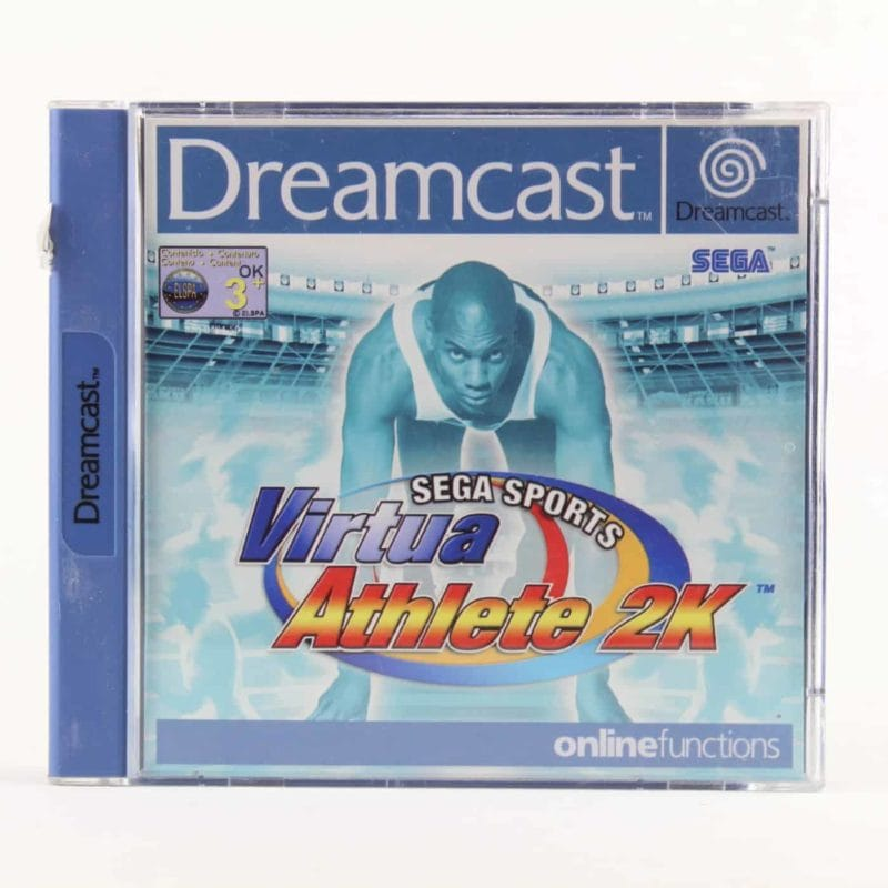 Virtua Athlete 2K (SEGA Dreamcast)