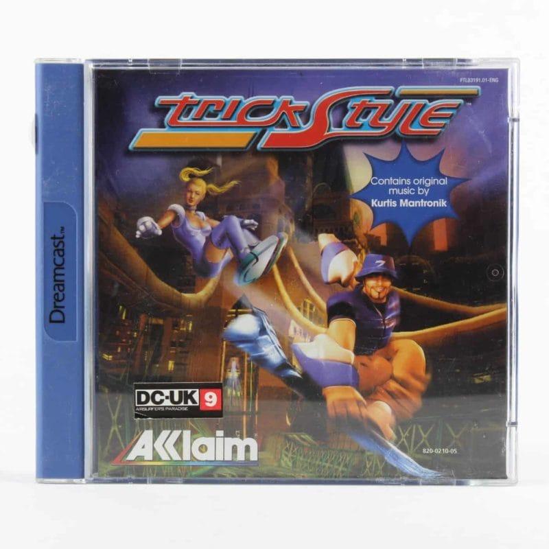 Trickstyle (SEGA Dreamcast)