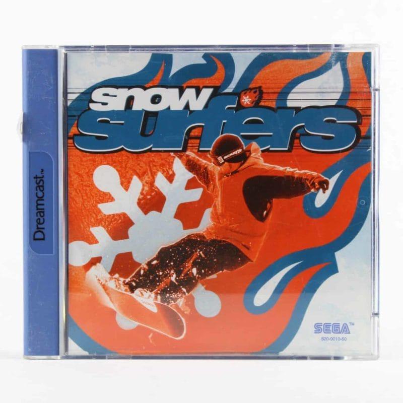 Snow Surfers (SEGA Dreamcast)