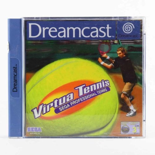 Virtua Tennis (SEGA Dreamcast)