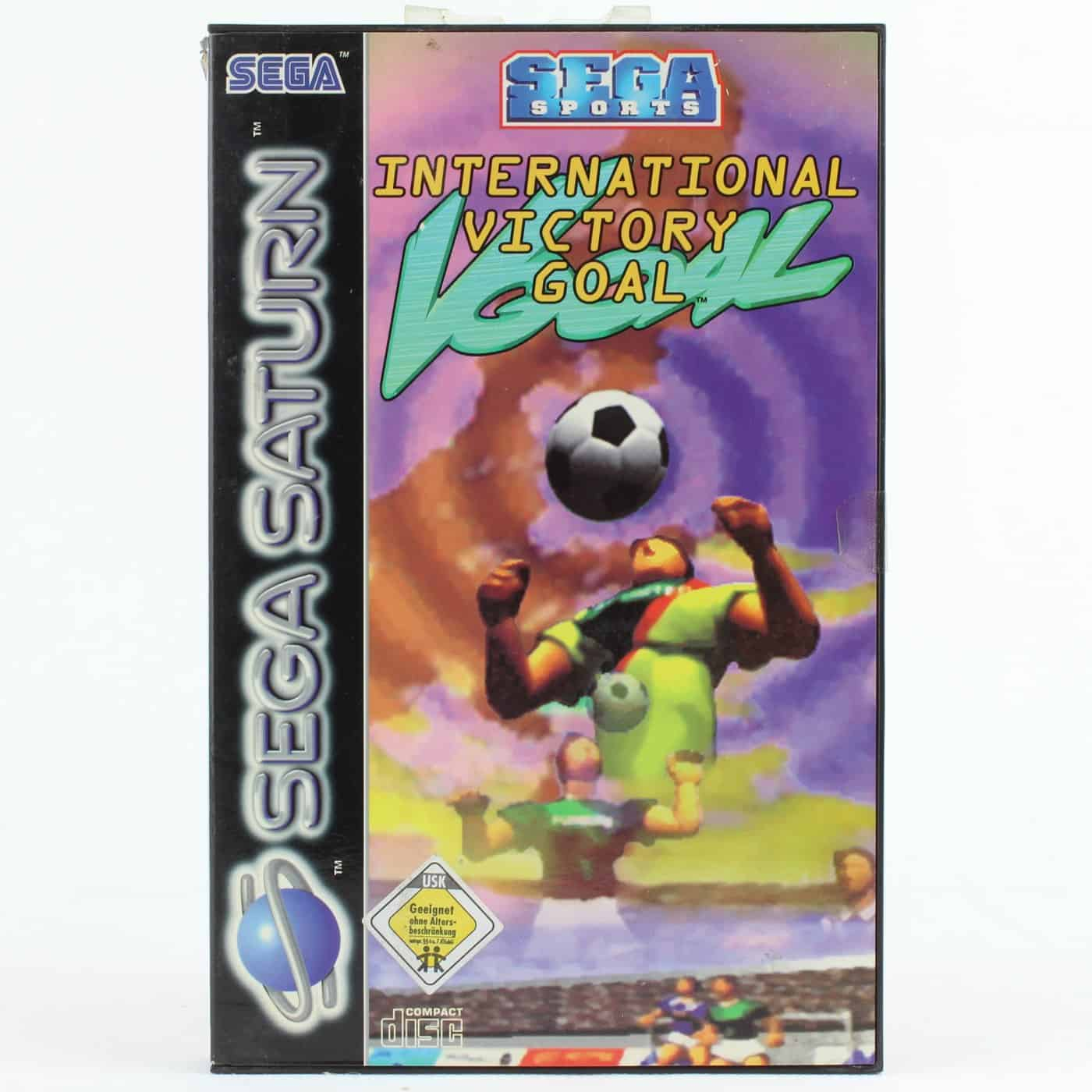International Victory Goal (SEGA Saturn)