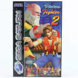 Virtua Fighter 2 (SEGA Saturn)
