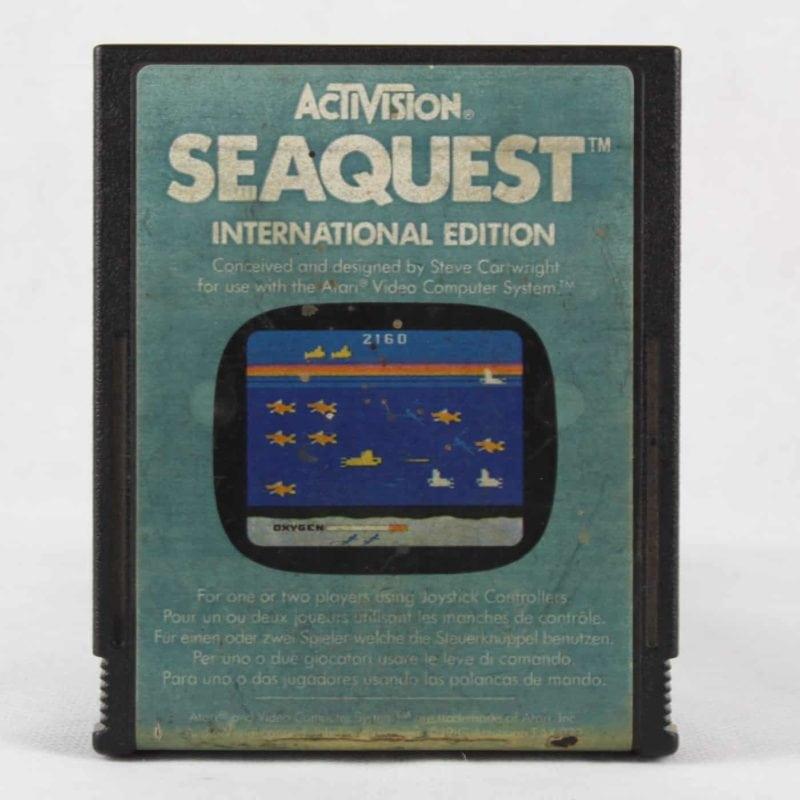 Seaquest (Atari 2600)