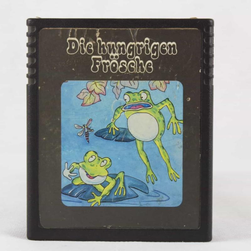 Die hungrigen Frösche (Atari 2600)