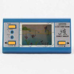 Gakken LCD Card Game - Donkey Angler