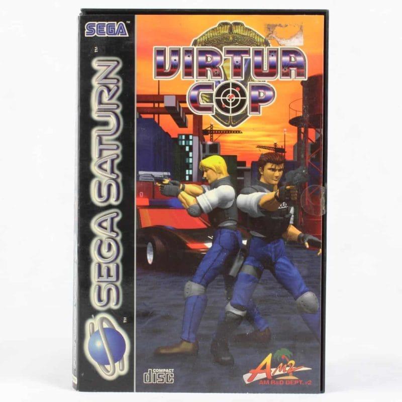 Virtua Cop (SEGA Saturn)