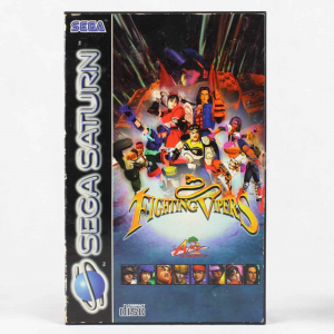 Fighting Vipers (SEGA Saturn)