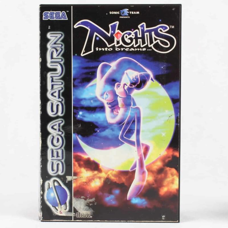 NiGHTS into Dreams... (SEGA Saturn)