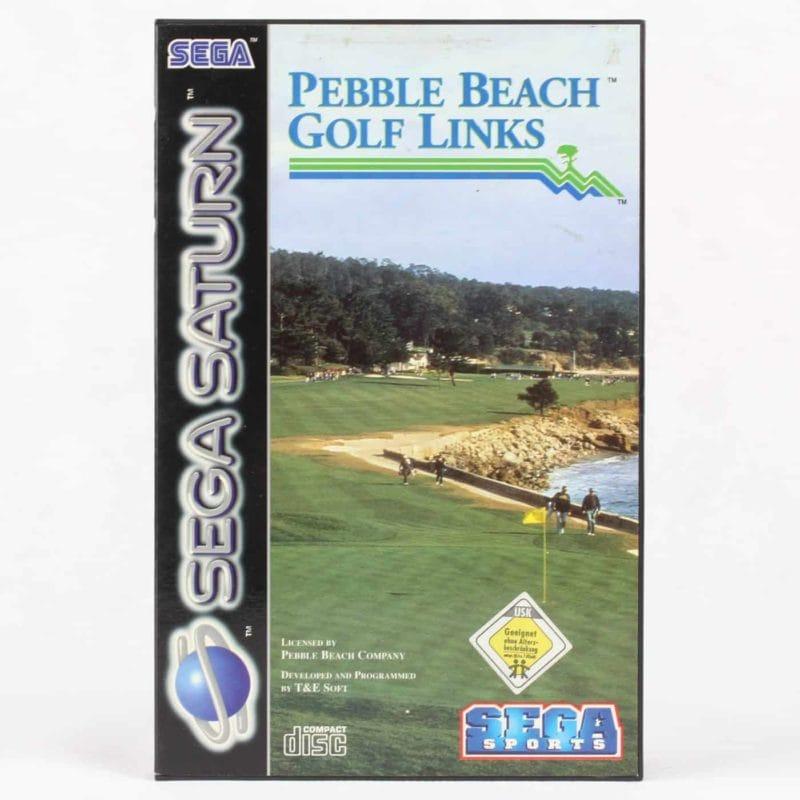Pebble Beach Golf Links (SEGA Saturn)