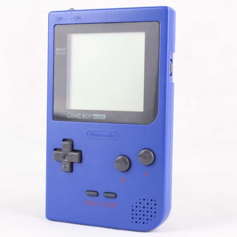 Game Boy Pocket (Blå)