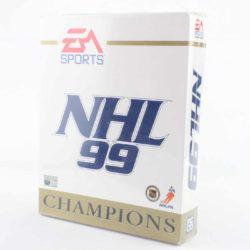 NHL 99 (PC Big Box, Electronic Arts, 1998, Sealed)