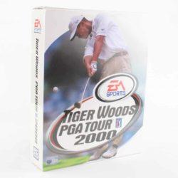 Tiger Woods PGA Tour 2000 (PC Big Box, Electronic Arts, Sealed)