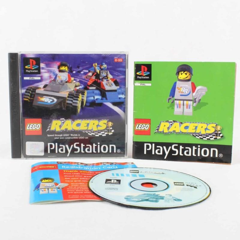 LEGO Racers (Playstation 1)