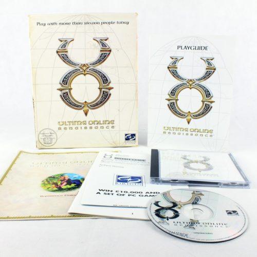 Ultima Online: Renaissance (PC Big Box, 2000, ORIGIN Systems / EA)