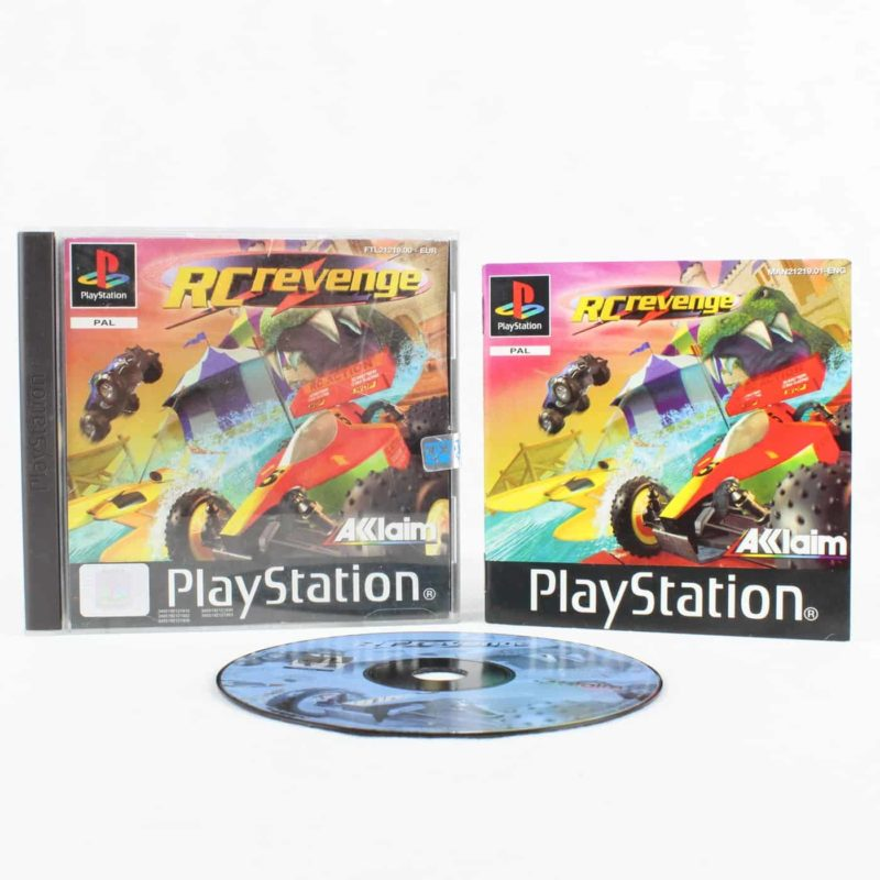 RC Revenge (Playstation 1)