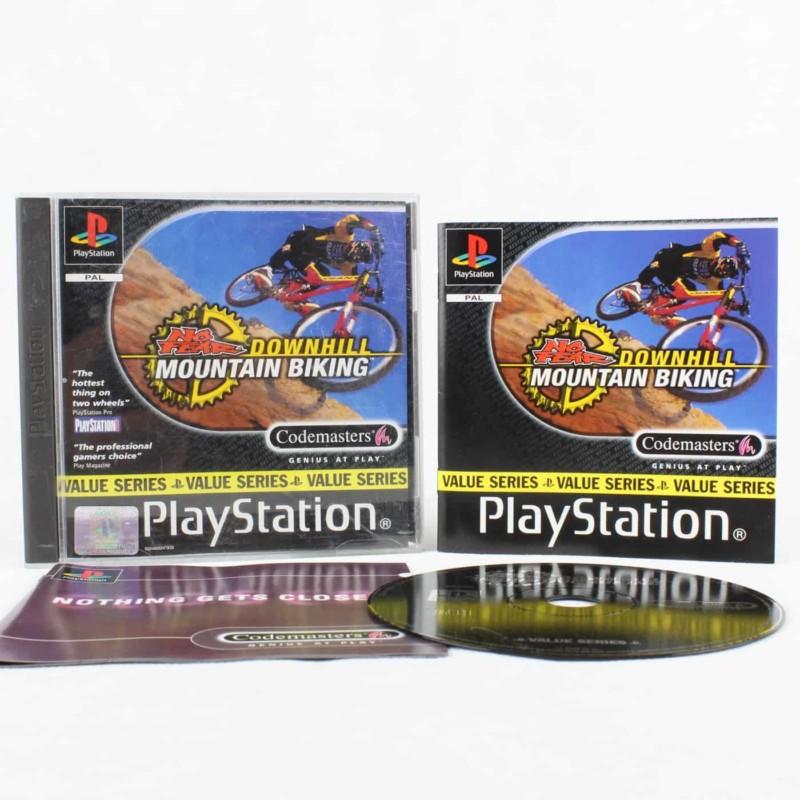 No Fear Downhill Mountain Biking (Playstation 1)