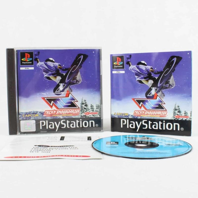 Trick'N Snowboarder (Playstation 1)