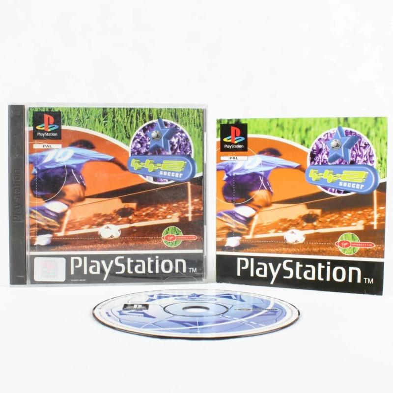 4-2-2 Soccer (Playstation 1