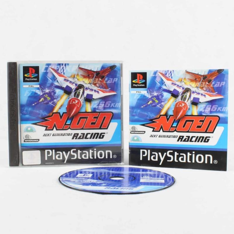 N.GEN Racing (Playstation 1)