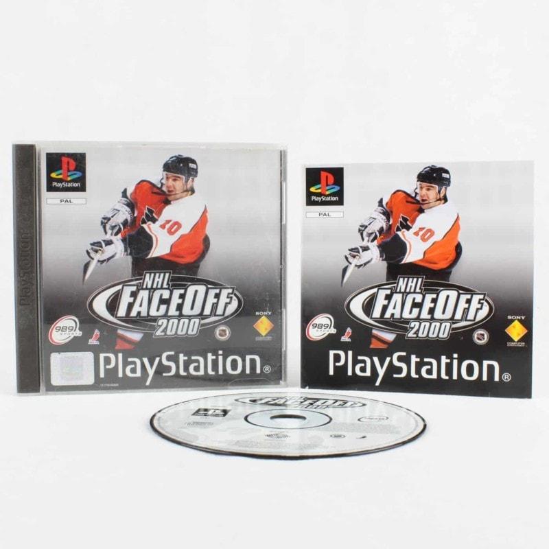 NHL FaceOff 2000 (Playstation 1)