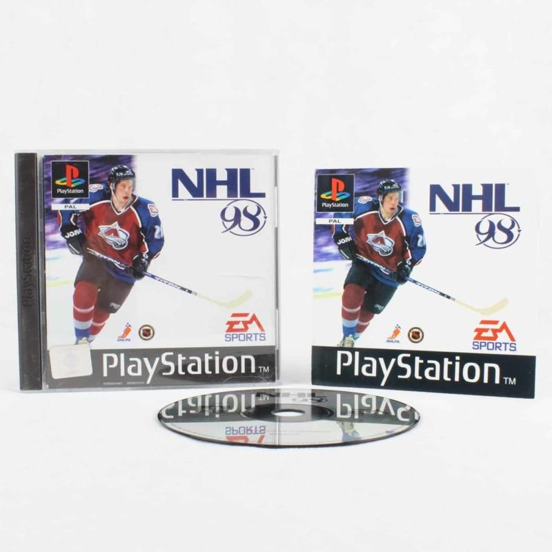 NHL 98 (Playstation 1)